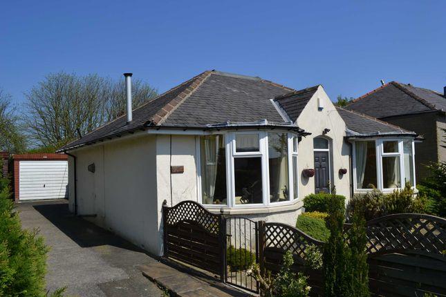 Thumbnail Detached bungalow for sale in Kaye Lane, Almondbury, Huddersfield