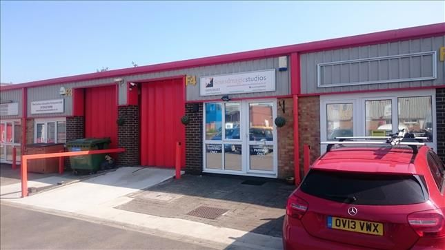 Thumbnail Light industrial to let in Unit Briarsford, Perry Road, Witham, Essex