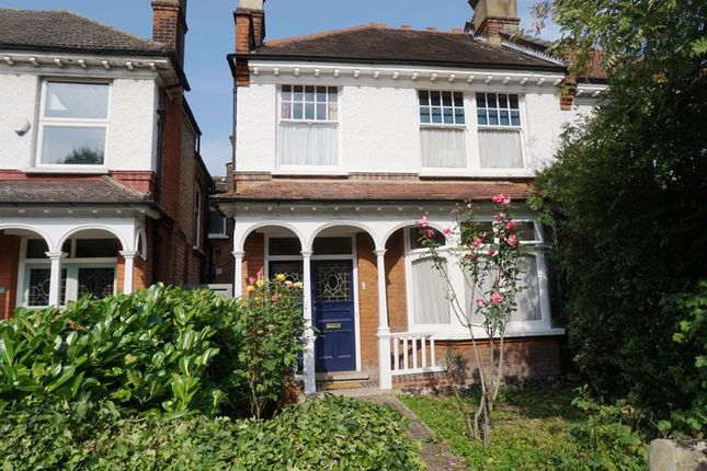 Thumbnail Terraced house for sale in Fernleigh Road, London