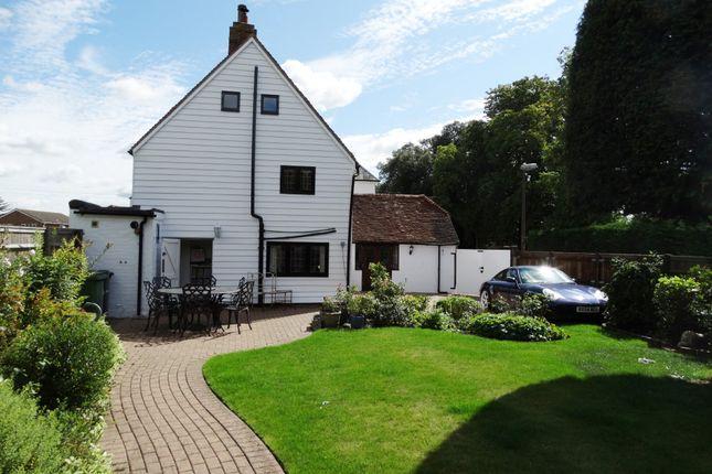Thumbnail Cottage to rent in Church Green, Marden, Tonbridge