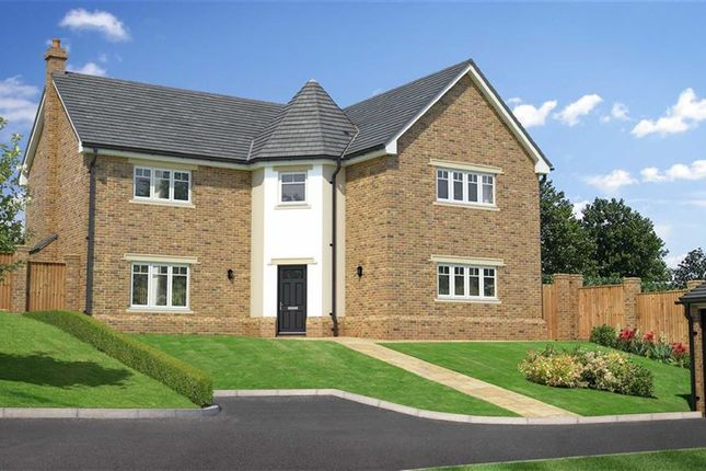 Thumbnail Detached house for sale in Plot 1 Henlle Ridge, Chirk Road, Henlle, Oswestry, Shropshire