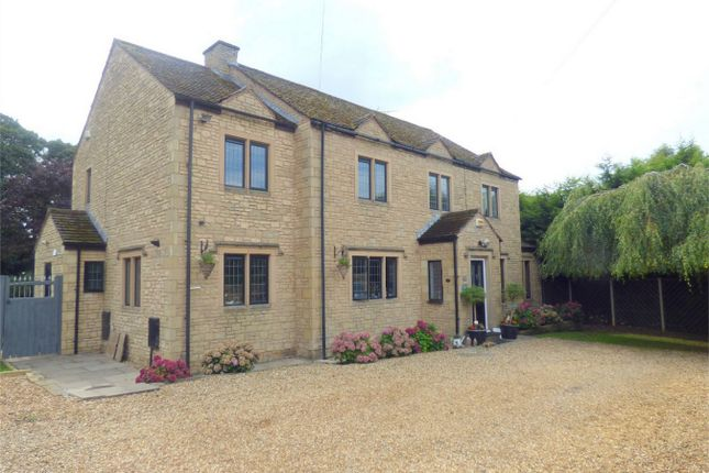 Thumbnail Detached house for sale in Millview, Alwalton, Peterborough, Cambridgeshire