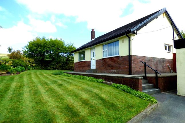 Thumbnail Bungalow for sale in Conway Road, Rossendale