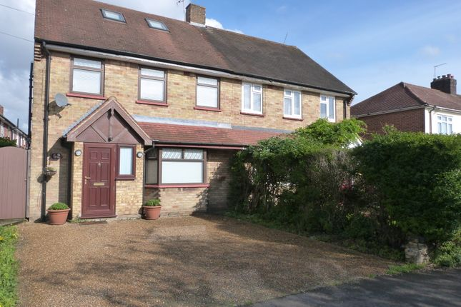 Thumbnail Semi-detached house for sale in Seaforth Drive, Waltham Cross