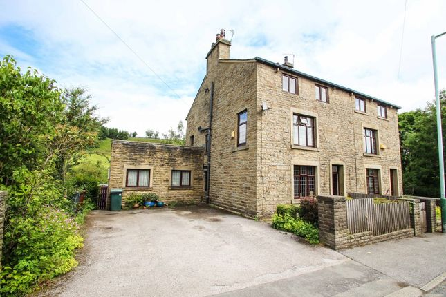 Thumbnail Semi-detached house for sale in Booth Road, Stacksteads, Rossendale