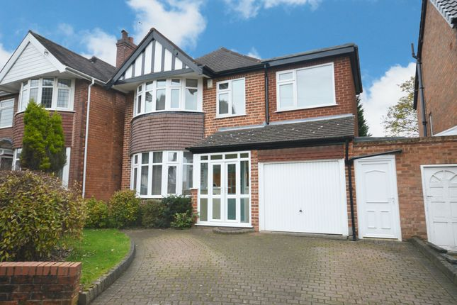Thumbnail Detached house for sale in Sandy Hill Road, Shirley, Solihull