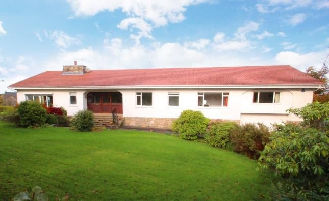 Thumbnail Bungalow for sale in Prieston Road, Bridge Of Weir