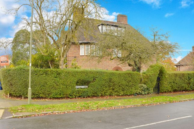 Thumbnail Detached house to rent in Kingsley Way, Hampstead Garden Suburb, London