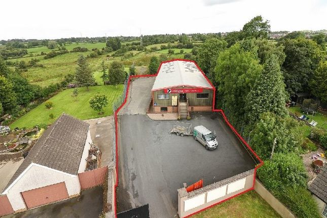 Thumbnail Warehouse to let in 33 Waringstown Road, Lurgan, County Armagh