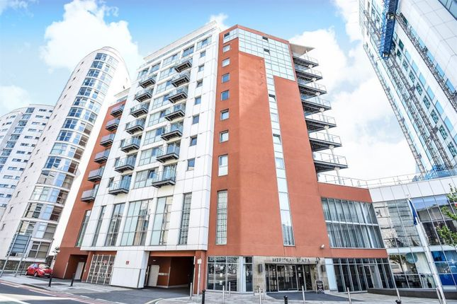 Thumbnail Flat to rent in Meridian Plaza, City Centre, Cardiff