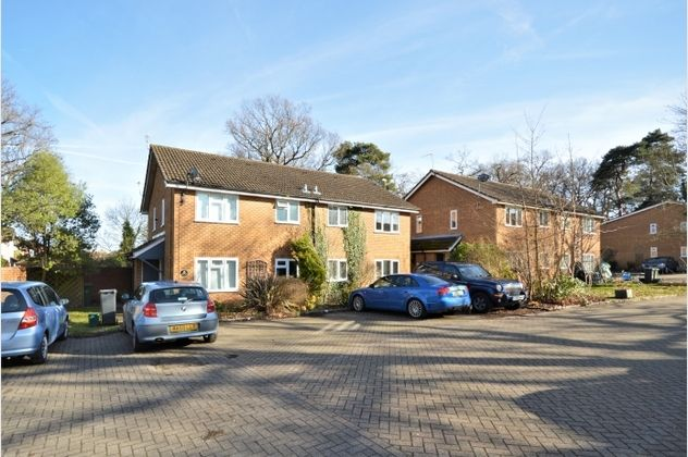Thumbnail Semi-detached house for sale in The Orchard, Lightwater, Lightwater, Surrey