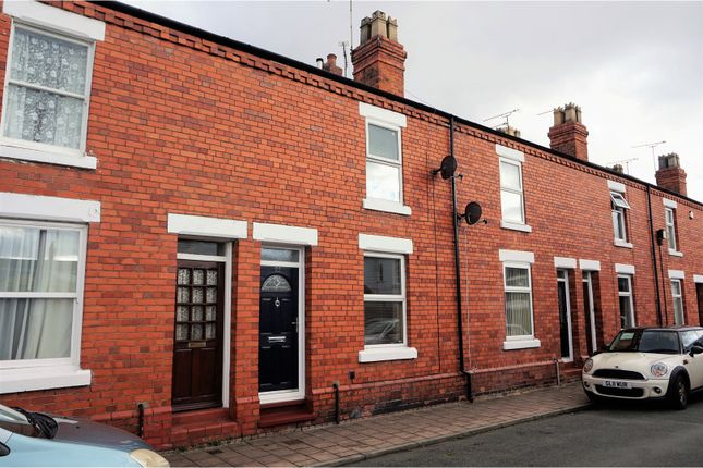 Thumbnail Terraced house for sale in Cherry Road, Chester
