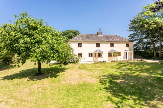 Thumbnail Detached house for sale in Woodsend, Aldbourne, Marlborough, Wiltshire