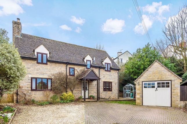 Thumbnail Detached house for sale in Fieldways, Forest Green, Nailsworth, Stroud
