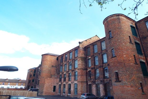 Thumbnail Property to rent in Victoria Mill, Draycott
