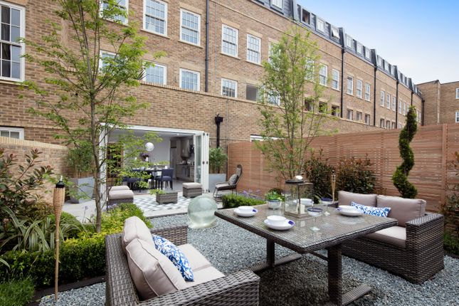 Thumbnail Town house for sale in St Agnes Place, Kennington, London