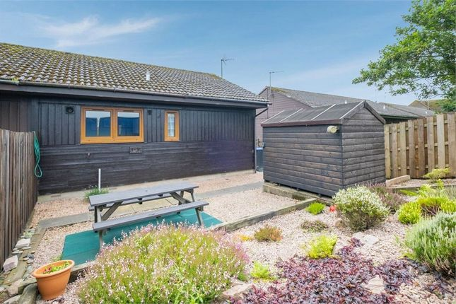 Thumbnail Semi-detached bungalow for sale in Golf Road, Cruden Bay, Aberdeenshire