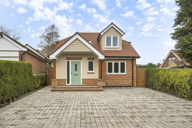 Thumbnail Detached house for sale in Brooklands Way, Farnham, Surrey