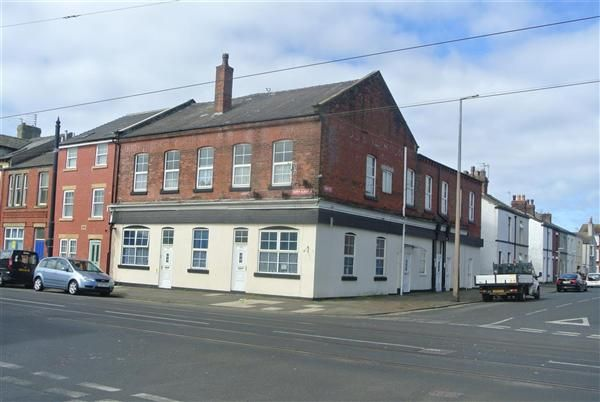 Thumbnail Flat for sale in Kent Street, Fleetwood