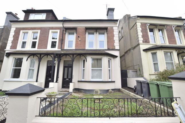 Thumbnail Maisonette to rent in Upper Park Road, St Leonards-On-Sea, East Sussex