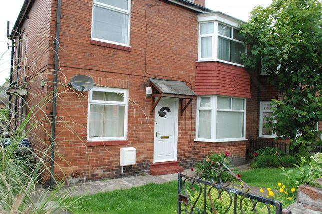 Thumbnail Flat to rent in Angerton Gardens, Fenham