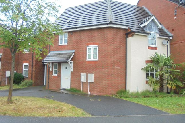 Thumbnail Terraced house for sale in The Saplings, Madeley, Telford