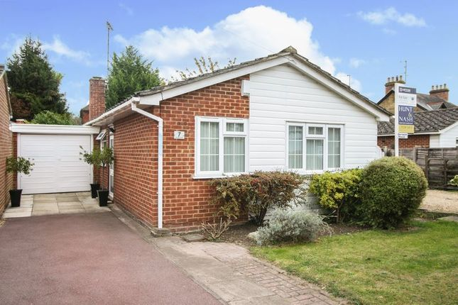 Thumbnail Detached bungalow for sale in Oakfield Road, Bourne End