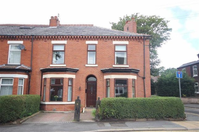 Thumbnail End terrace house for sale in Park Road, Walkden, Manchester