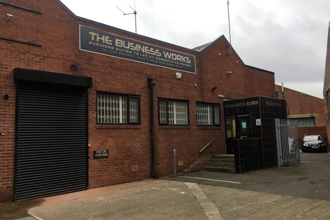 Office to let in The Business Works, Heaton