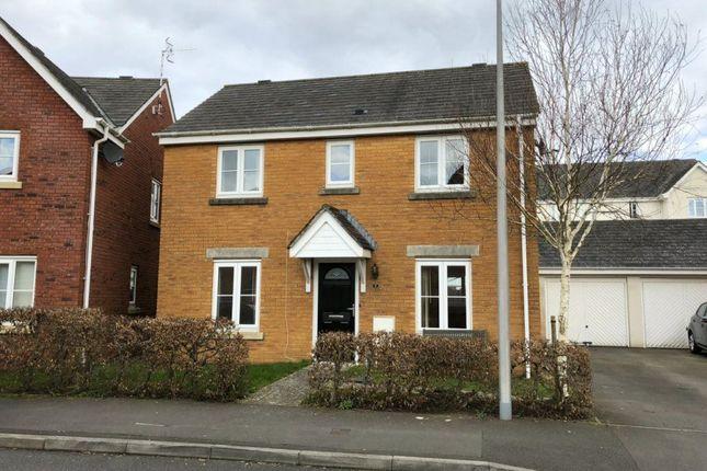 Thumbnail Detached house to rent in Glan Yr Afon, Gorseinon, Swansea