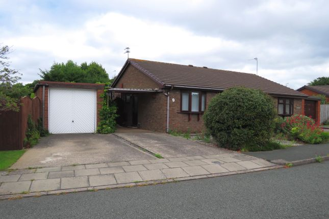 Thumbnail Bungalow to rent in Days Meadow, Greasby, Wirral