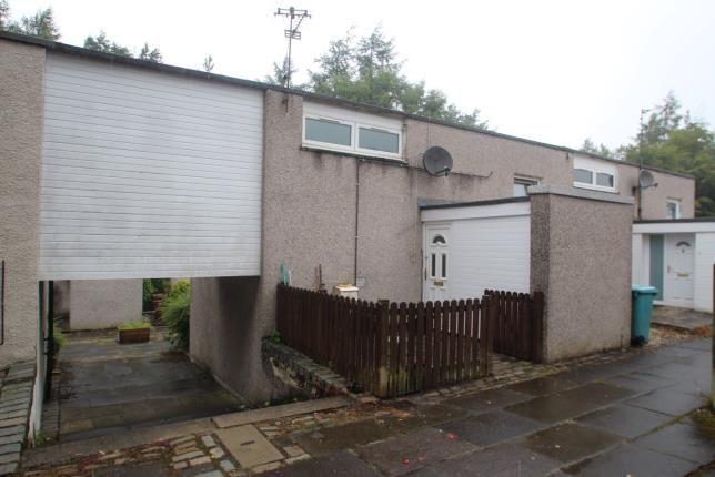 Exterior of Allanfauld Road, Seafar, Cumbernauld, North Lanarkshire G67
