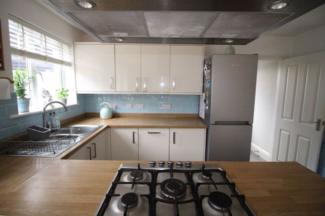 Kitchen of Willow Close, Long Ashton, Bristol BS41