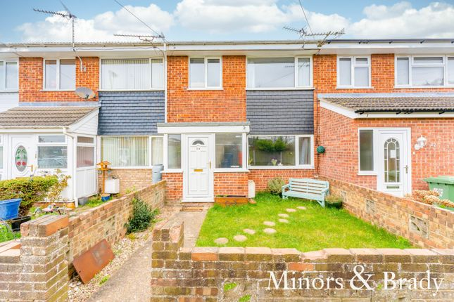 3 bed terraced house for sale in Amhurst Gardens, Belton, Great Yarmouth NR31