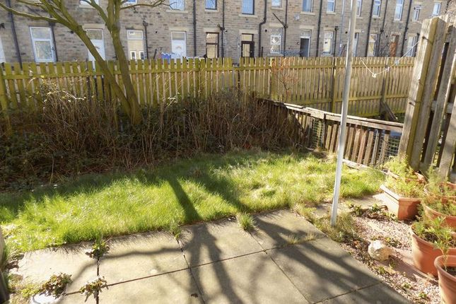 Rear Garden of St. Hildas Terrace, Thornbury, Bradford BD3