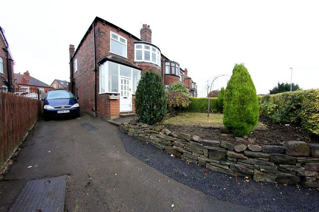 Thumbnail Semi-detached house for sale in Green Hill Road, Leeds, West Yorkshire