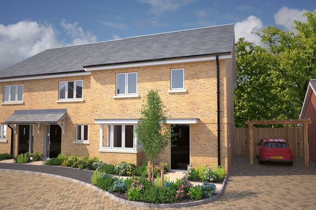 Thumbnail Terraced house for sale in St. Johns Road, Hedge End, Southampton
