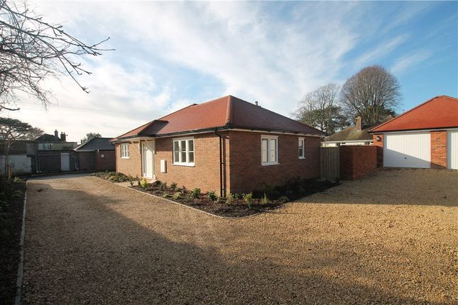 Thumbnail Detached bungalow for sale in Ricketts Lane, Sturminster Newton, Dorset