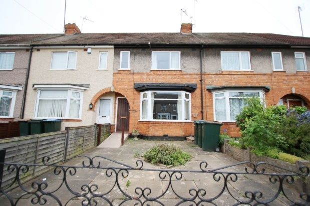 Thumbnail Terraced house to rent in Telfer Road, Radford