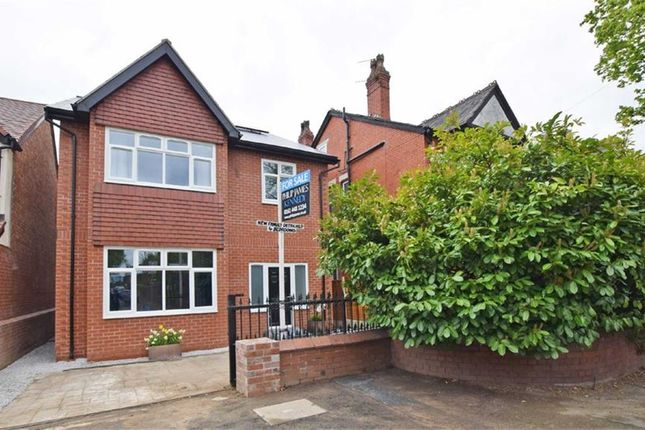 Thumbnail Detached house for sale in Mauldeth Road West, Withington, Manchester