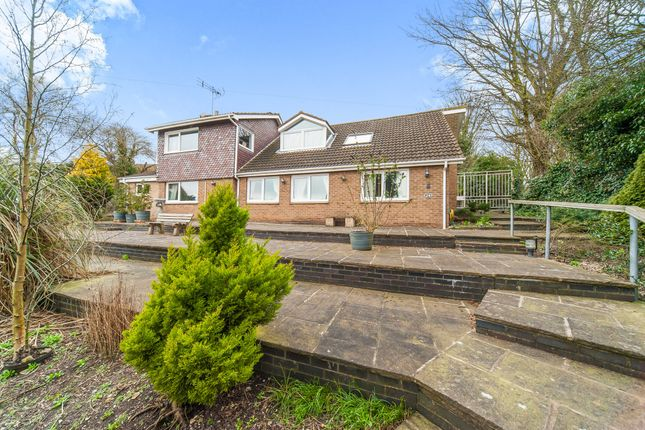 Thumbnail Detached house for sale in Old Village Road, Little Weighton, Cottingham