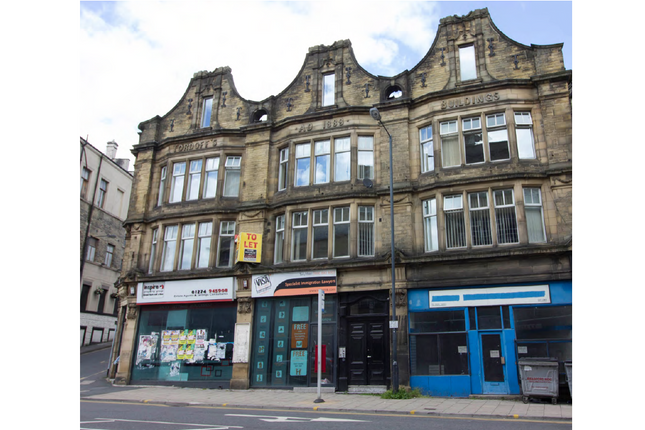 Thumbnail Block of flats for sale in Tordoff Chambers, Bradford