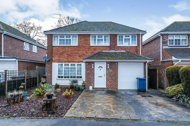 Thumbnail Detached house to rent in Durnsford Way, Cranleigh