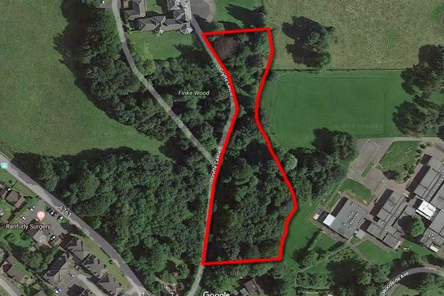 Thumbnail Land for sale in Kilmacolm Road, Bridge Of Weir