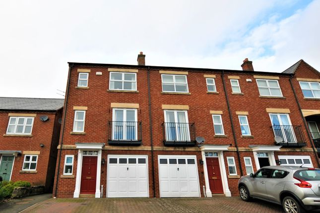 Thumbnail End terrace house for sale in Auction Close, Ashbourne