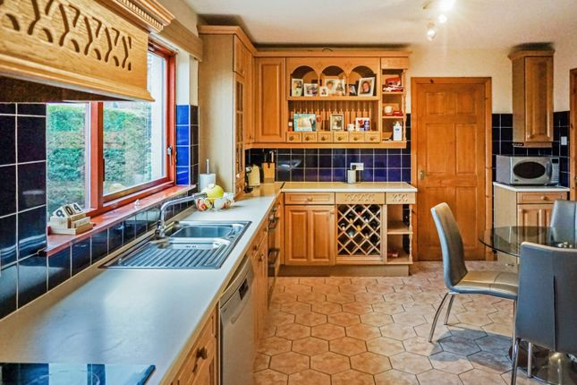 Thumbnail Detached house for sale in Beils Brae, Urquhart, Elgin