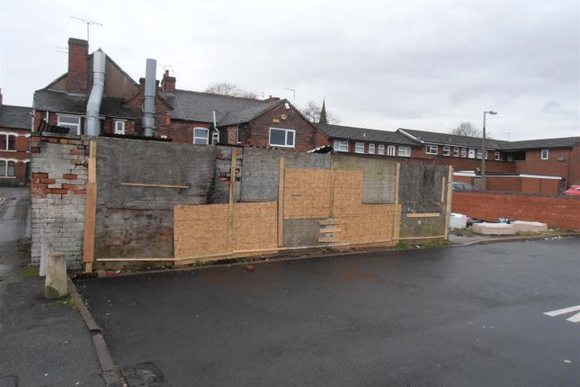 Land for sale in Brick Kiln Lane, Parkhouse Industrial Estate West, Newcastle-Under-Lyme