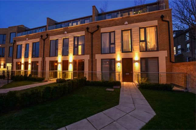 Thumbnail Terraced house for sale in The Crescent, Gunnersbury Mews, Chiswick