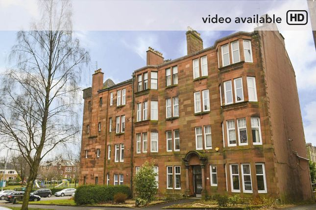 Thumbnail Flat for sale in Edgehill Road, Glasgow
