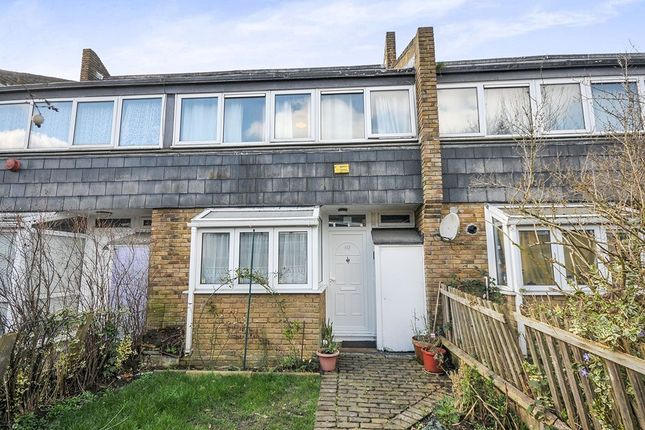 Thumbnail Terraced house for sale in Woodvale Walk, London